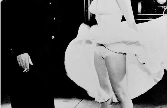 Billy Wilder & Marilyn Monroe