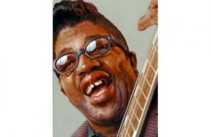 Blues Suite Bo Diddley