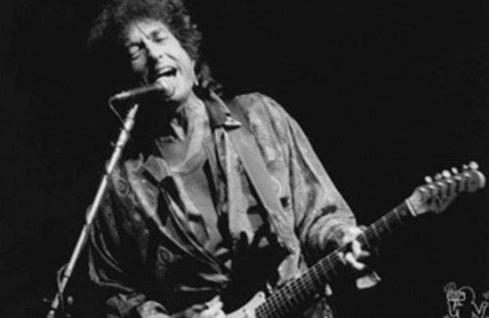 #1 Bob Dylan Live, MSG, NYC, 1986