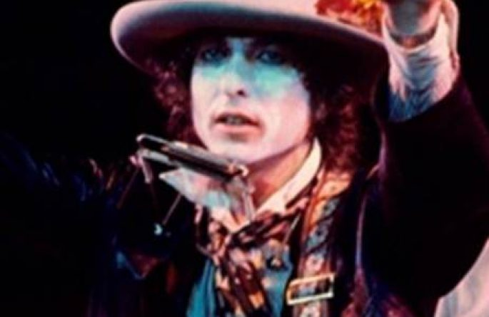 #2 Bob Dylan Live, Rolling Thunder Revue, New Haven, CT, 1975