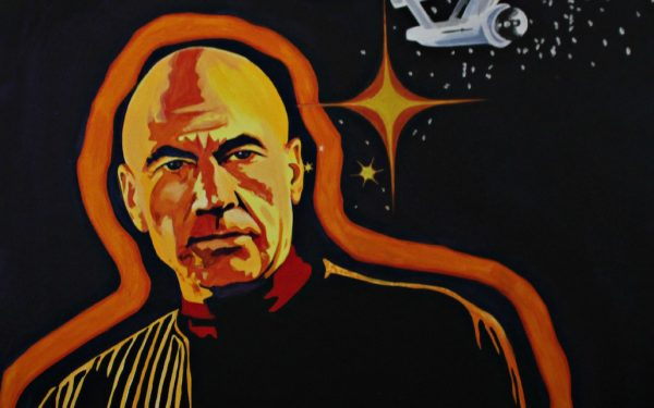 Boldly Go, Jean Luc Picard of Star Trek