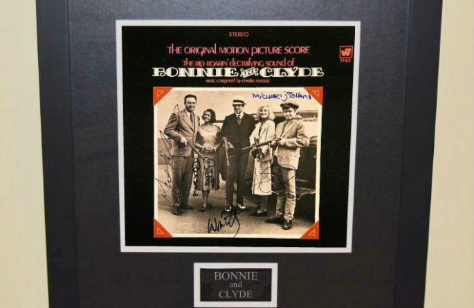 Bonnie & Clyde Original Soundtrack