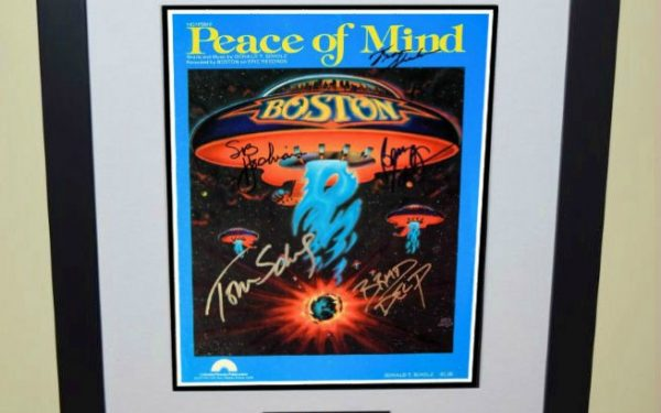 Boston – Peace Of Mind