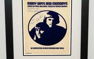 Carpenters – Rainy Days and Mondays
