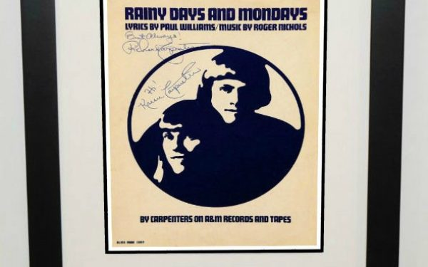 Carpenters – Rainy Days and Mondays