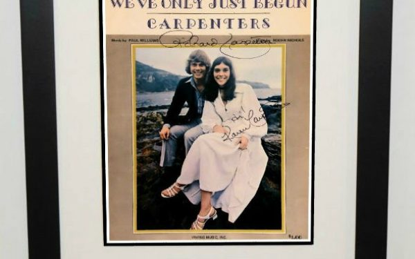Carpenters – We've Only Just Begun