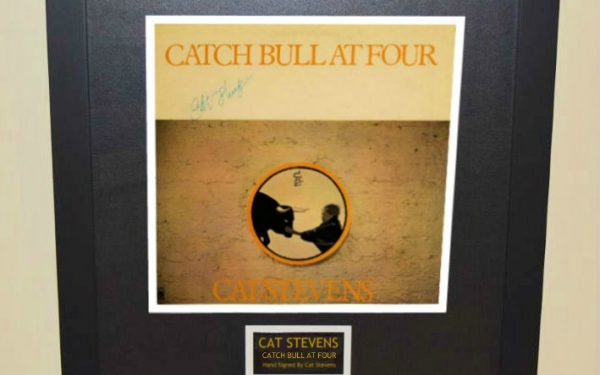 Cat Stevens – Catch Bull At Four