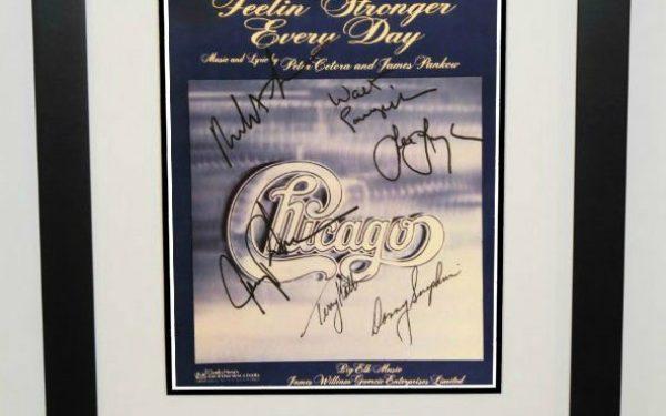 Chicago – Feelin' Stronger Every Day