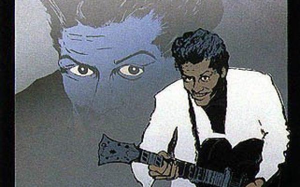 Chuck Berry II (Blue)