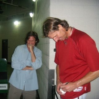 New York Yankee Pitcher, Randy Johnson