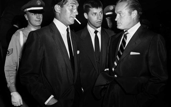 Dean Martin, Jerry Lewis & Bob Hope
