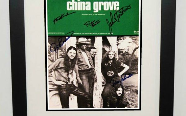 The Doobie Brothers – China Grove