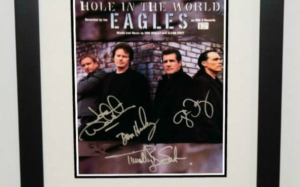 Eagles – Hole In The World
