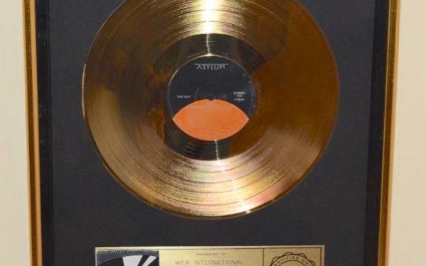 Eagles RIAA Award for Greatest Hits Volume 2