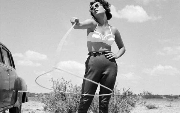 Elizabeth Taylor Lasso