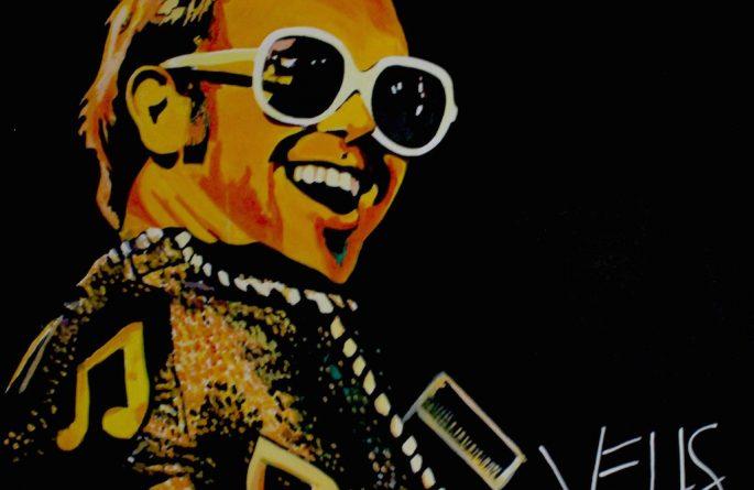 Saturday Night's Alright, Elton John
