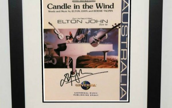 Elton John – Candle In The Wind
