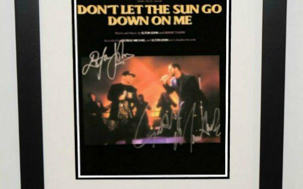 Elton John – Don't Let The Sun Go Down On Me