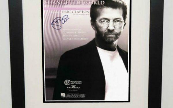 Eric Clapton – Change The World