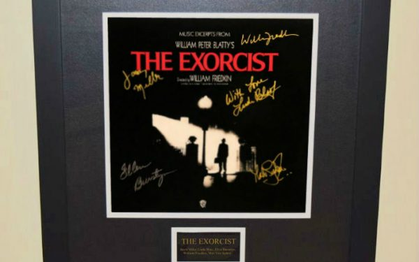 The Exorcist Signed Original Soundtrack