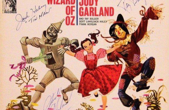 #2 The Wizard of Oz Original Soundtrack