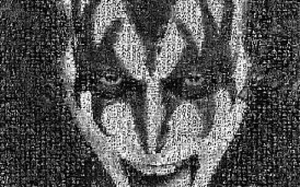 Gene Simmons Mosaic