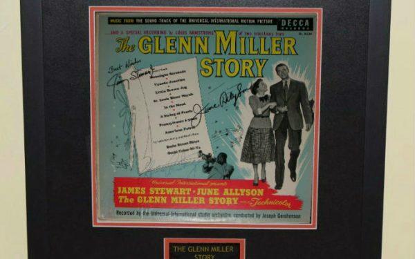 The Glenn Miller Story Original Soundtrack