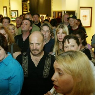 Grace Slick Art Exhibition 2007