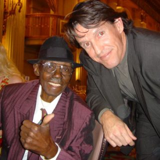 Michale Dunn at the Grammy Awards 2005