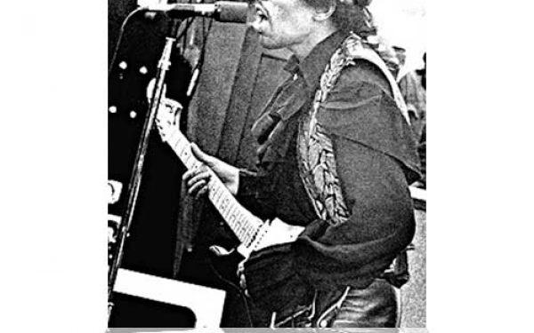 Hendrix Sacramento I (1970)