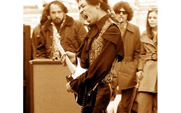 Hendrix Sacramento II (1970)