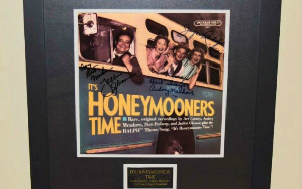 It's Honeymooners Time Signed Original Soundtrack