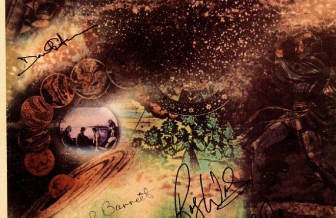 Pink Floyd – Saucerful Of Secrets