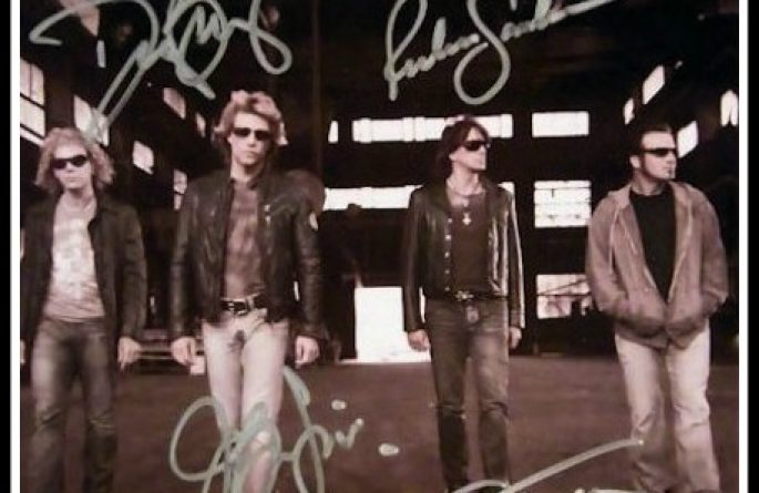 Bon Jovi – Who Says You Can't Go Home