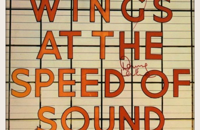Paul McCartney, Wings – At the Speed Of Sound