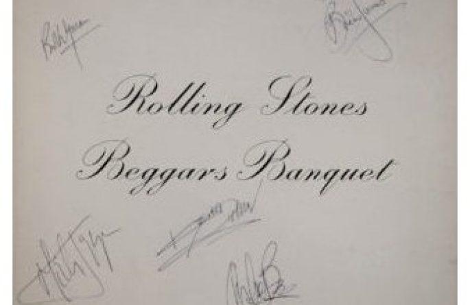 Rolling Stones – Beggars Banquet
