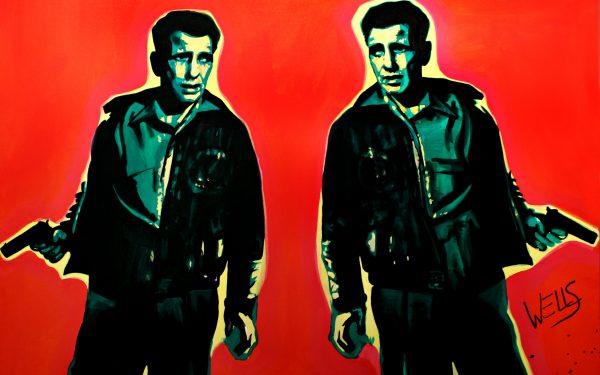 Double Bogie, Humphrey Bogart