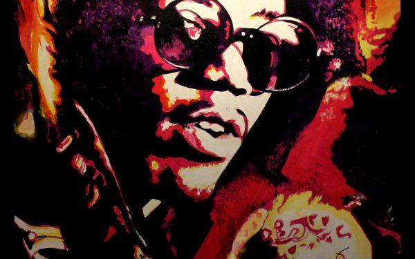 Let Jimi Take Over, Jimi Hendrix