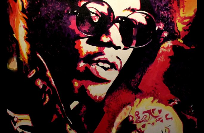 Let Jimi Take Over, Jimi Hendrix