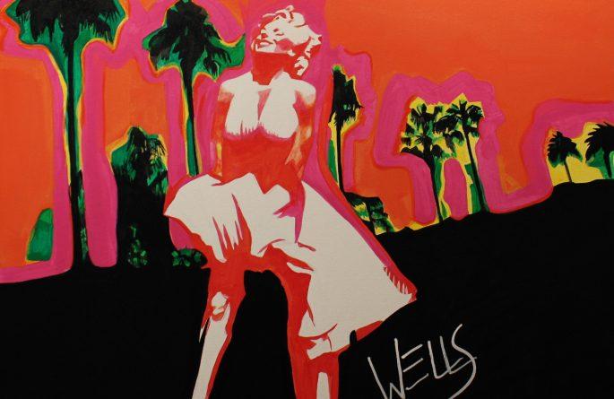 Spirit of Palm Springs, Marilyn Monroe