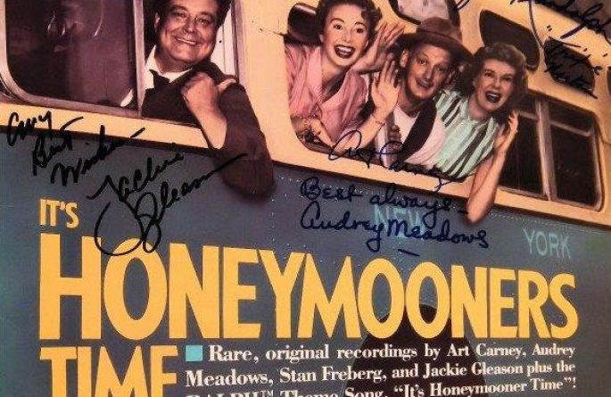 Honeymooners – It's Honeymooners Time Original Soundtrack