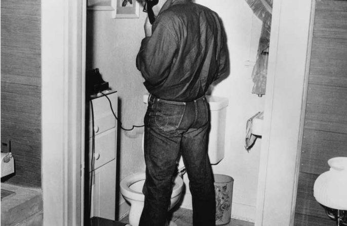 James Dean, Restroom