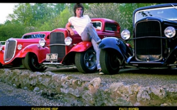 Jeff Beck – Hot Rods