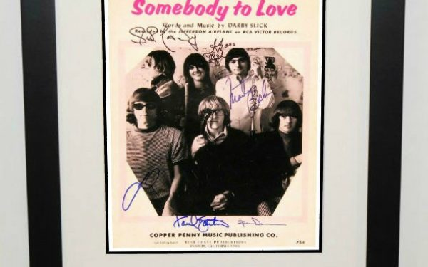 Jefferson Airplane – Somebody To Love