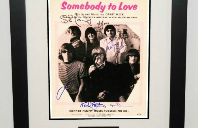 Jefferson Airplane – Somebody To Love