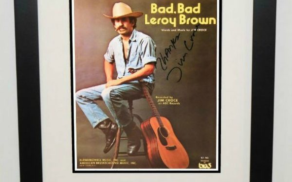 Jim Croce – Bad, Bad Leroy Brown