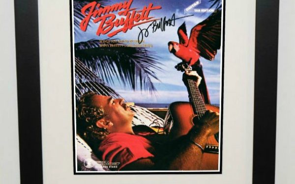 "Jimmy Buffett – Songs You Know By Heart ""Greatest Hits"""