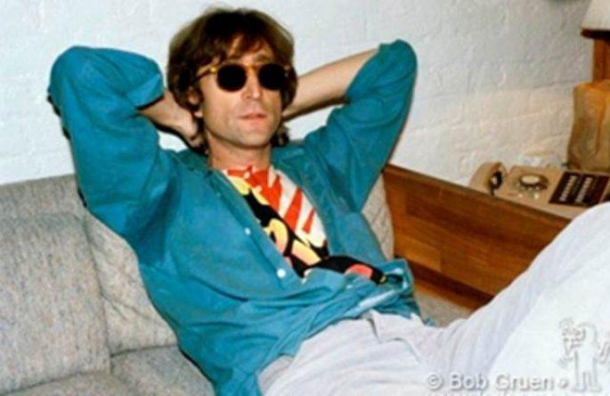 #4 John Lennon Hit Factory, NYC, 1980