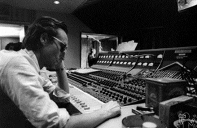 #3 John Lennon Hit Factory, NYC, 1980