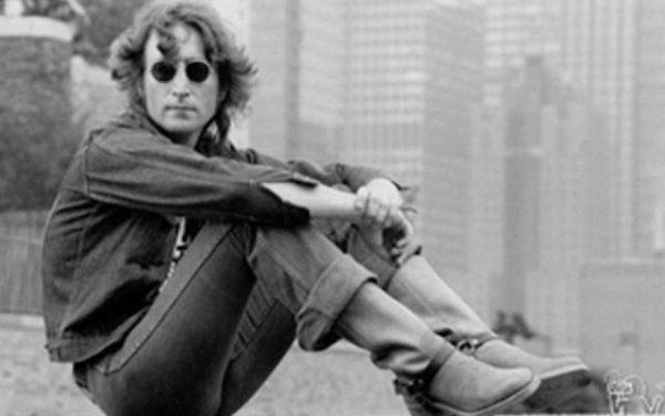 #9 John Lennon Portrait, NYC, 1974
